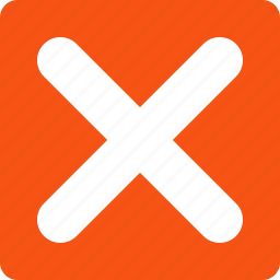 cancel, close, exit, log out, logout, stop execution, terminate icon
