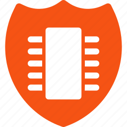 antivirus, digital security, guard, protect, protection, safety, shield icon