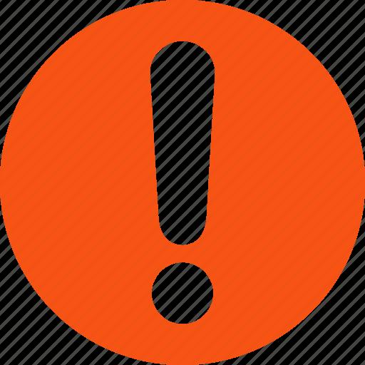alarm, alert, danger, error, hazard sign, safety, stop icon