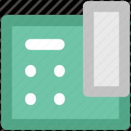 communicate, dial, ip telephone, landline, telecommunication, telephone, telephone set icon