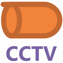 cctv, cctv camera, inspection, monitoring, security camera, spying, surveillance icon