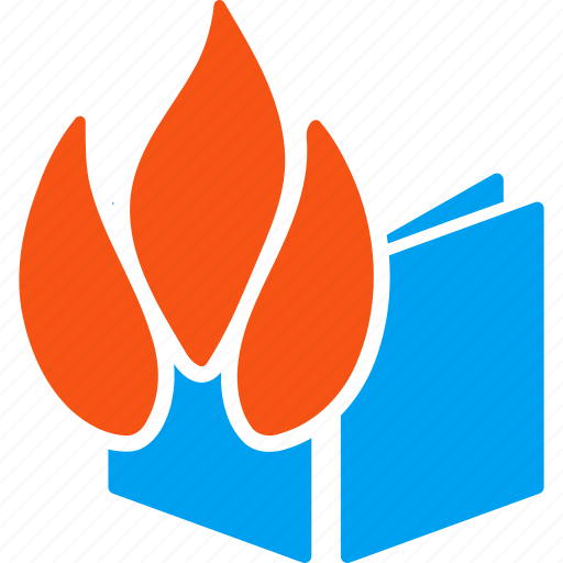 burn, burned file, damage, destroy, document, documents, fire destruction icon