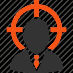 aim, goal, marketing, optimization, seo, target, targeting icon