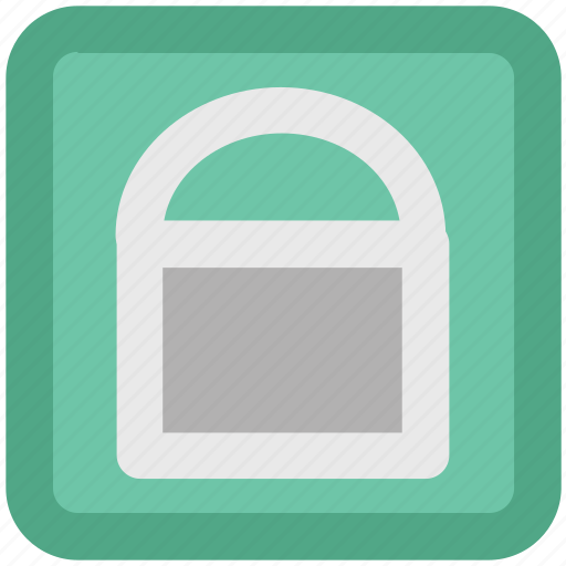 lock, lock button, login, padlock, password, privacy, security icon
