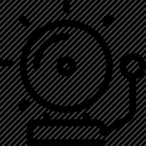 Alarm, alert, bell, intruder, security icon - Download on Iconfinder