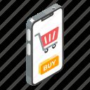 eshopping, mobile app, mobile shopping, online shopping, shopping app icon