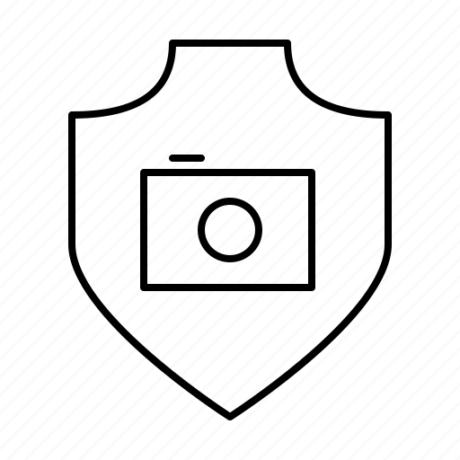 picture, protection, safety, secure, security, shield icon