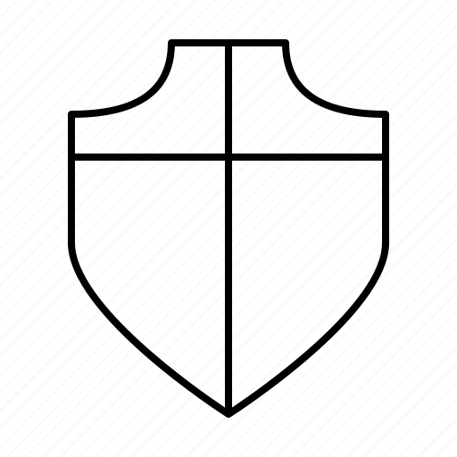 cross, protection, safety, secure, security, shield icon