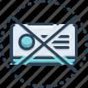 expired, insignia, notification, warning icon