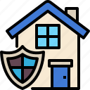 home, security, shield, safe, protect, safety