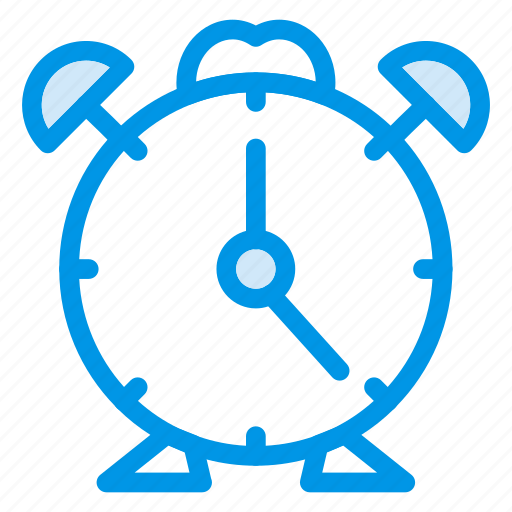 alarm, alarmclock, alert, clock, time, timer, watch icon