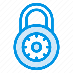 code, digital, lock, locked, locker, protection, secure icon