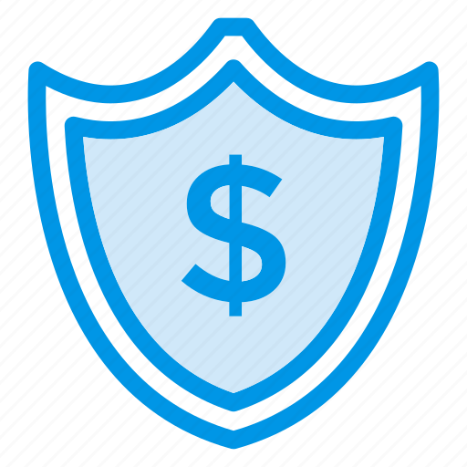 cash, currency, dollar, finance, financial, money, protection icon