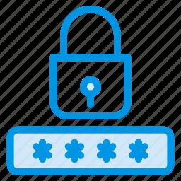key, lock, lockedfolder, protect, securefolder, security, userblock icon