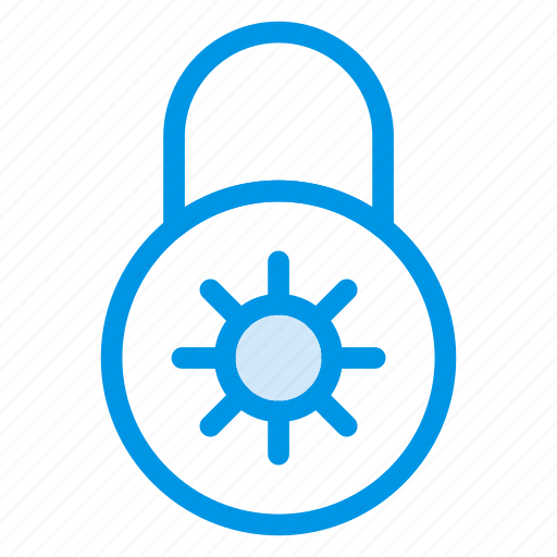 lock, locked, protect, protected, protection, safety, security icon