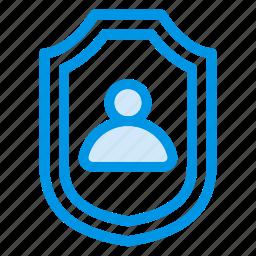 admin, login, male, personal, profile, security, user icon