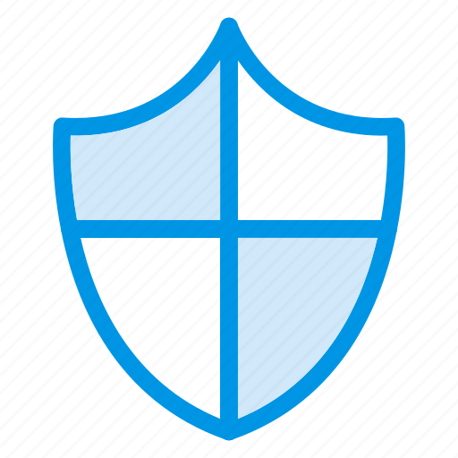 badge, lock, protect, protection, safety, secure, shield icon