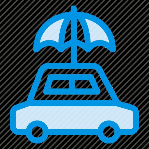 beach, guard, protection, rain, safety, umbrella, weather icon