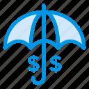 beachumbrella, fig, guard, security, umbrella, umbrellaicon, weather icon