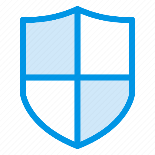 lock, protect, protection, safety, secure, security, shield icon
