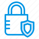 protect, protection, safe, safety, security, shield, shieldlock icon