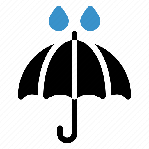 beach, beachumbrella, protection, rain, safety, shade, umbrella icon