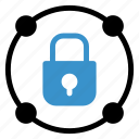 block, locked, lockedfolder, private, protect, security, userblock icon