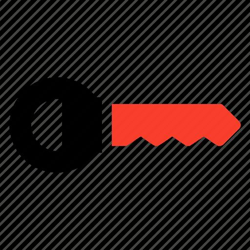 key, lock, login, passcode, password, security, tools icon