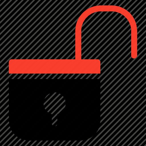 emailunlocked, opened, unlock, unlocked, unlockingmail, unprotected, unsecured icon