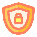 guarantee, protection, safety, security, shield