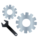gear, hardware, rench, setting icon