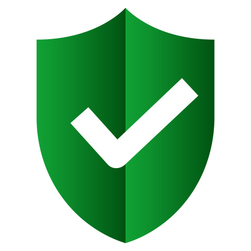 firewall, protected, protection icon