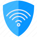 antivirus protected, privacy, safe, secured website, web security icon
