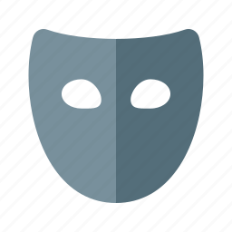 cover, face, mask, secure, security, traditional icon