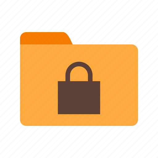 data, firewall, folder, protection, secure, security icon