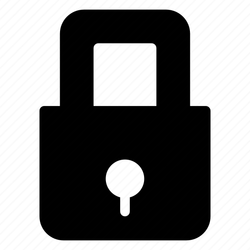 locked, locker, protect, protection, safe, secure, security icon