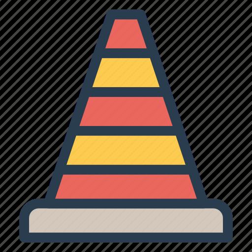 blocker, construction, lock, protection, restriction, road, tool icon