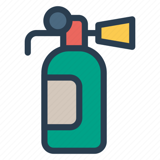 cylinder, flask, gas, kitchen, oxygentank, protection, security icon