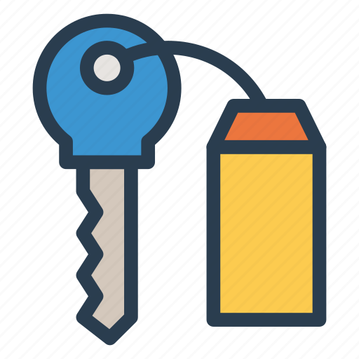 key, keychain, lock, protection, safe, secure, security icon