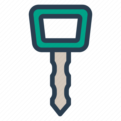 key, lock, passcode, password, protection, secure, security icon