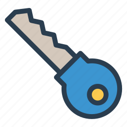 key, lock, password, protect, protection, secure, security icon