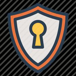 lock, locked, network, padlock, password, private, protected icon
