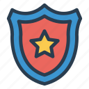 protect, protection, safe, safety, secure, security, shield icon