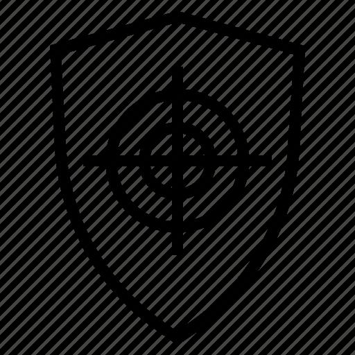anti hacking, anti malware, anti virus, protection, security, shield icon