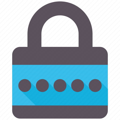 encryption, firewall, guard, lock, password, shield icon