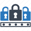 padlock, password, protect, protection, safety, secure, security icon