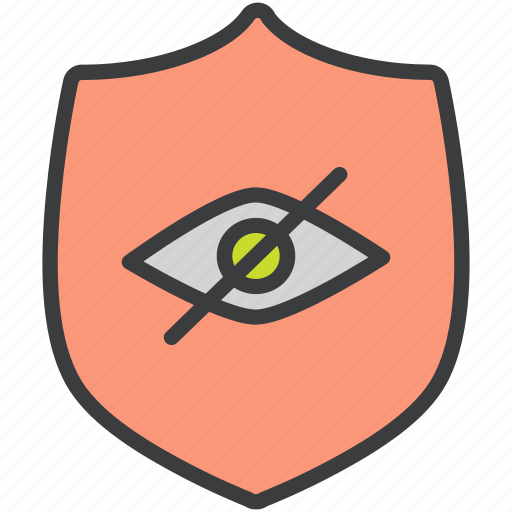 access, authentication, denied, permission, protection, security, shield icon