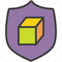 antivirus, product, protection, secure, security, shield, software icon