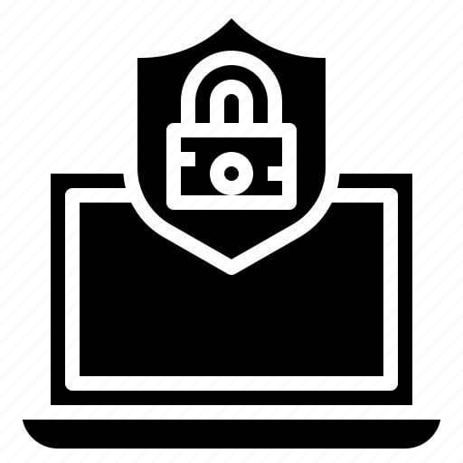 cyber, locked, network, networking, padlock, secure, security icon