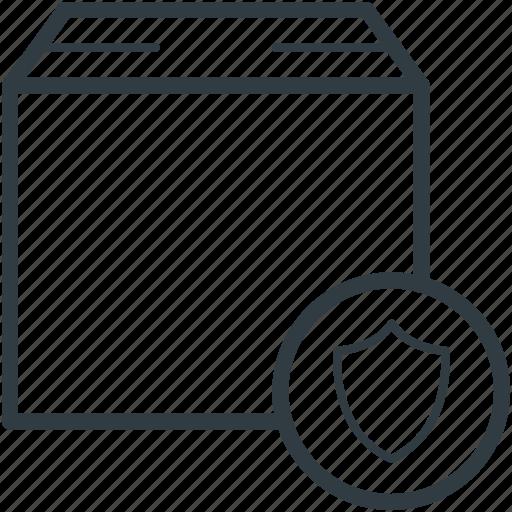 ballot box, democracy, election security, political concept, shield sign icon